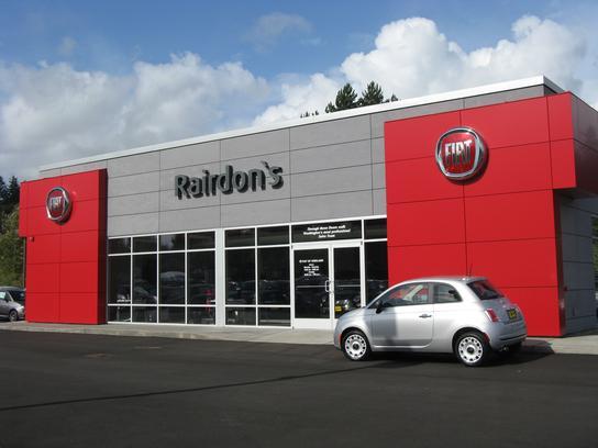Rairdons FIAT Of Kirkland Car Dealership In Kirkland WA - Where is the nearest fiat dealership