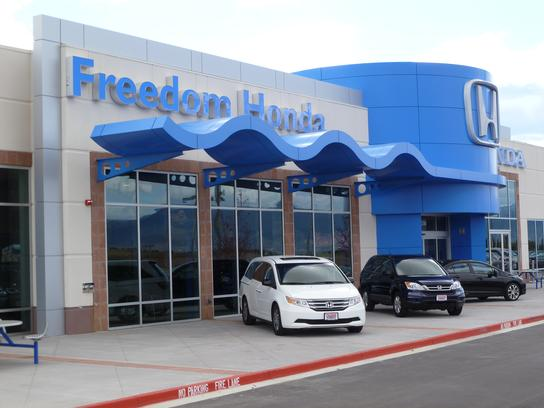 Freedom Honda Car Dealership In Colorado Springs, CO 80923 | Kelley Blue  Book