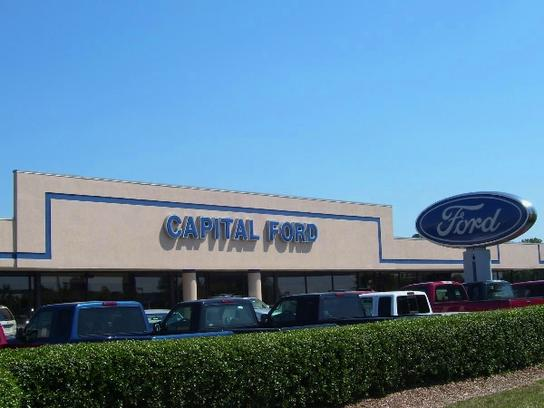Capital Ford Raleigh