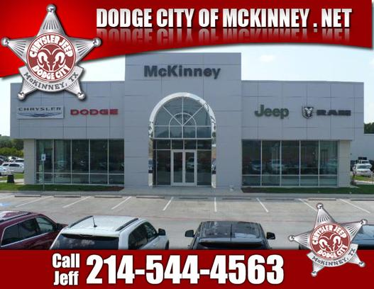 Chrysler Jeep Dodge City of McKinney