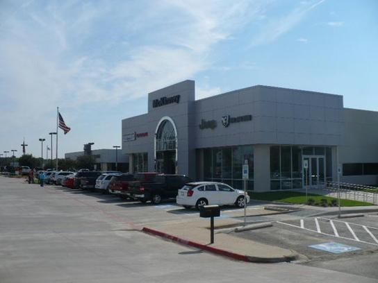 Chrysler Jeep Dodge City of McKinney 1