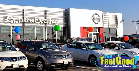 Central Valley Nissan >> Central Valley Nissan Car Dealership In Modesto Ca 95356