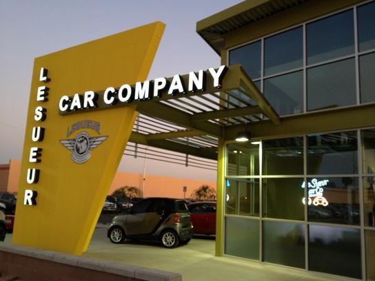 Lesueur Car Company >> Lesueur Car Company Car Dealership In Tempe Az 85281