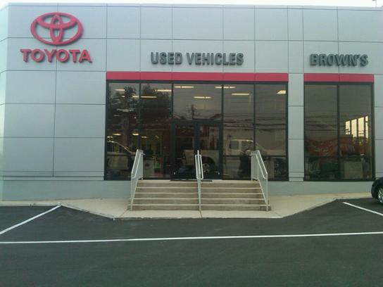 Brownu0027s Toyota Of Glen Burnie ...