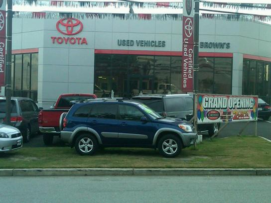 Brownu0027s Toyota Of Glen Burnie
