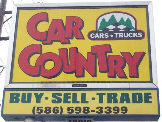 Car Country - MI