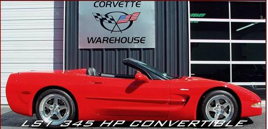 Corvette Warehouse 1