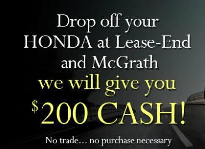 McGrath Honda