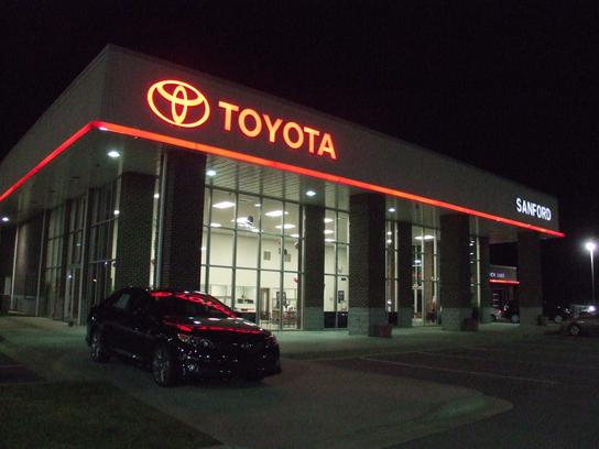 Attractive Fred Anderson Toyota Of Sanford Car Dealership In Sanford, NC 27332 |  Kelley Blue Book