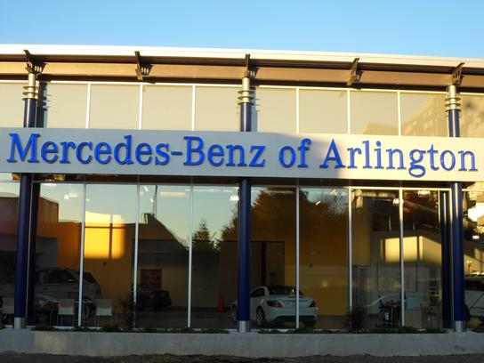 Mercedes-Benz of Arlington 1