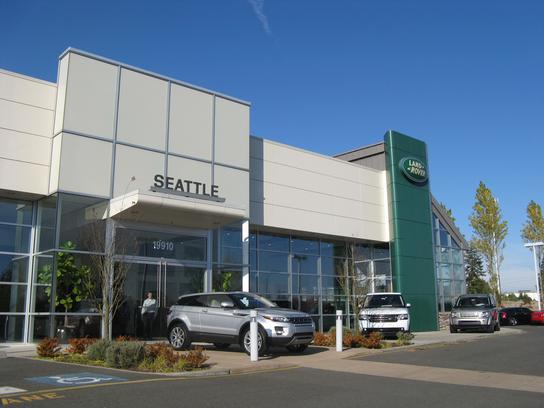 Jaguar Land Rover Seattle Car Dealership In Lynnwood WA - Land rover local dealer