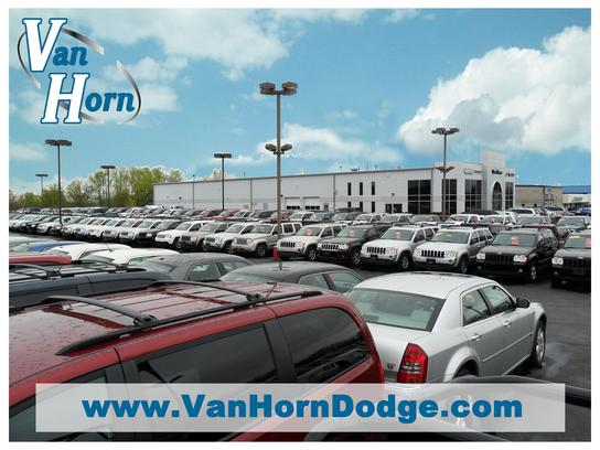 Van Horn Chrysler Dodge Jeep Ram Fiat of Plymouth 3