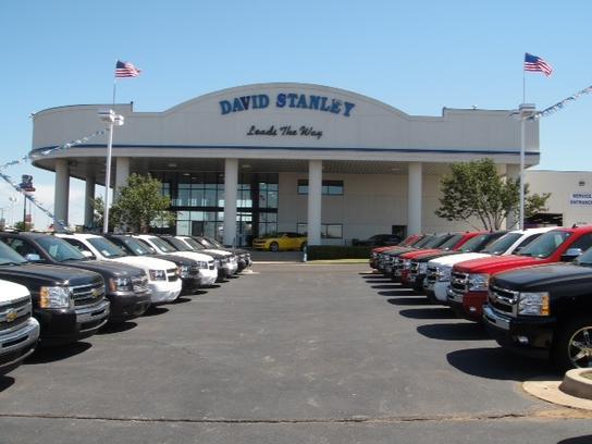 David Stanley Chevrolet Of Oklahoma City Car Dealership In Oklahoma