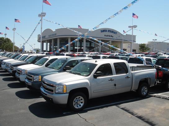 David Stanley Chevrolet of Oklahoma City car dealership in
