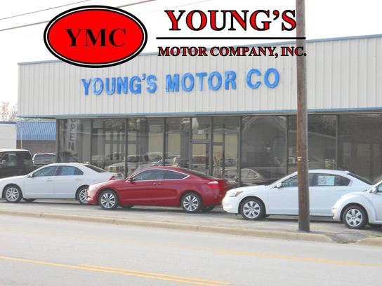 Young's Motor Co. Inc.