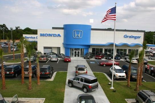 Nice Grainger Honda