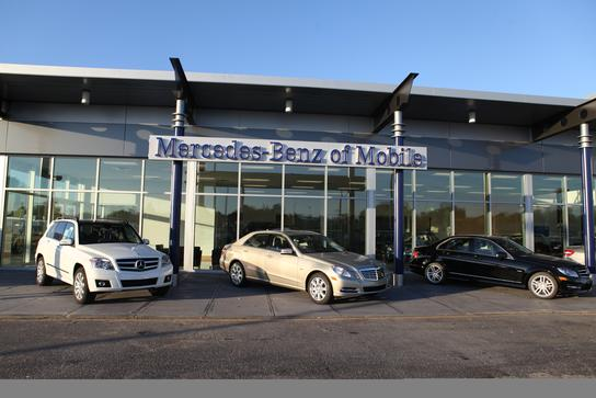 Mercedes-Benz of Mobile 1