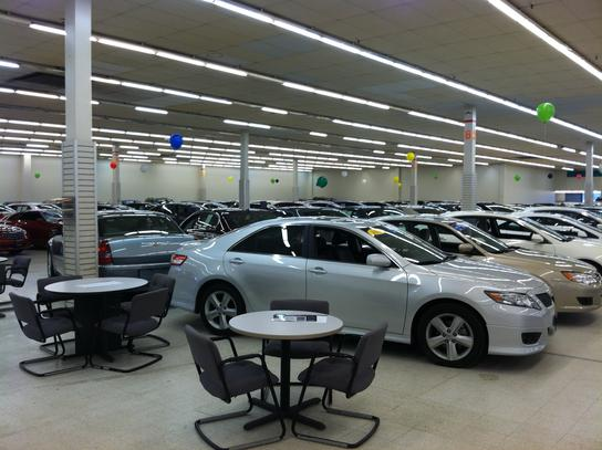 drivers village used car warehouse phone number