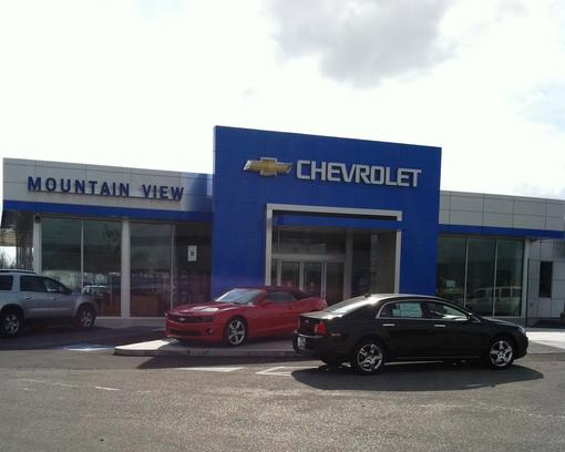 Mtn View Chevrolet Car Dealership In Chattanooga Tn 37408 Kelley Blue Book