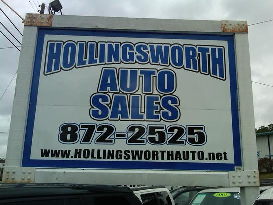Hollingsworth Auto Sales of Raleigh LLC.