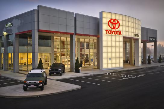 Car Dealership Specials at Capitol Toyota in Salem, OR ...
