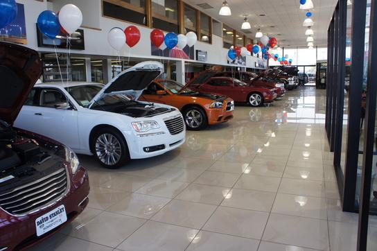 David Stanley Midwest City >> David Stanley Chrysler Jeep Dodge Ram Car Dealership In