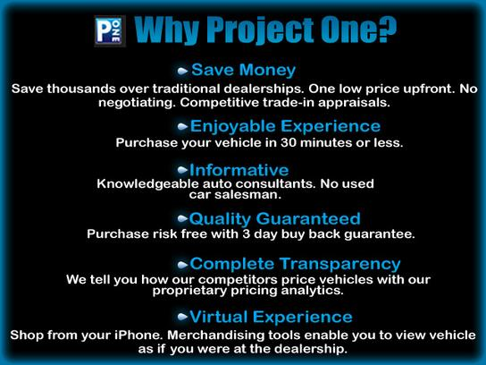 Car Dealership Ratings and Reviews - Project One Auto in CARLSTADT