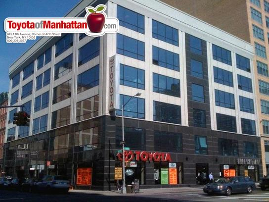 Toyota Of Manhattan >> Toyota Of Manhattan Car Dealership In New York Ny 10036