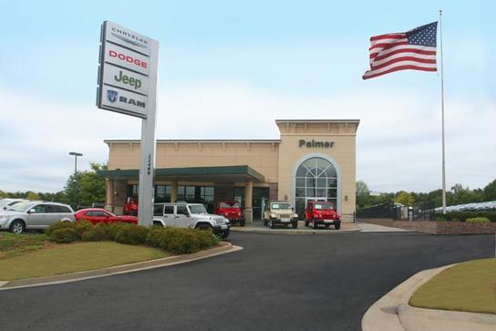 Palmer Dodge Chrysler Jeep Ram Car Dealership In Roswell GA - Dodge chrysler dealer