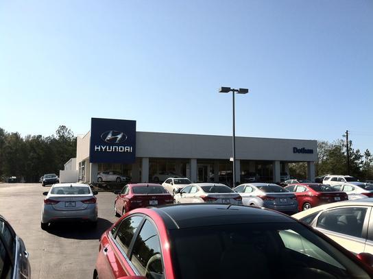Hyundai Of Dothan >> Hyundai of Dothan car dealership in Dothan, AL 36301