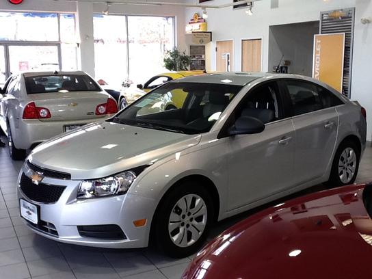 PAUL MASSE CHEVROLET INC. Car Dealership In EAST PROVIDENCE, RI 02914 |  Kelley Blue Book