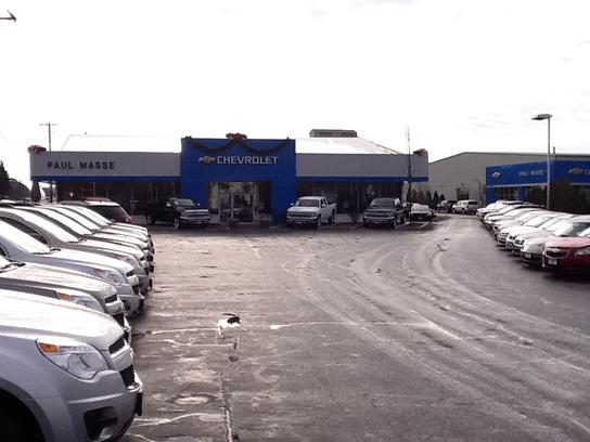 Paul Masse Chevrolet >> Paul Masse Chevrolet Inc Car Dealership In East Providence Ri