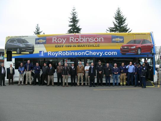 Roy Robinson Chevrolet Car Dealership In Marysville Wa 98271 Kelley Blue Book
