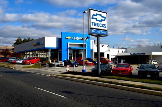 Mall Chevrolet car dealership in Cherry Hill, NJ 08002 ...