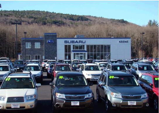 Subaru Of Keene >> Subaru Of Keene Car Dealership In Keene Nh 03431 Kelley Blue Book