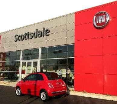 fiat of scottsdale car dealership in scottsdale, az 85260 | kelley