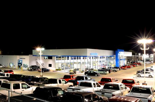 Hudiburg Chevrolet Buick GMC