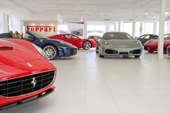 Ferrari Maserati Of San Diego Car Dealership In San Diego Ca 92111 2419 Kelley Blue Book