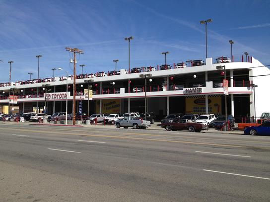 Hamer Toyota Car Dealership In Mission Hills, CA 91345 | Kelley Blue Book