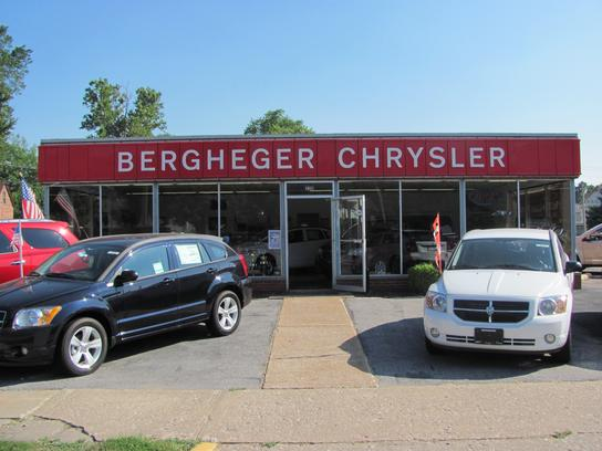 Brent Bergheger Chrysler Dodge Jeep Ram