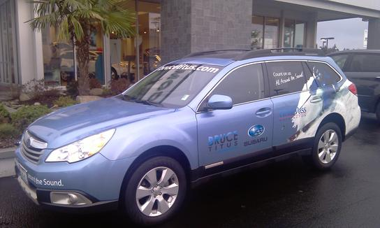 Car Rental Tacoma Wa: Tacoma Subaru Car Dealership In Tacoma, WA 98409