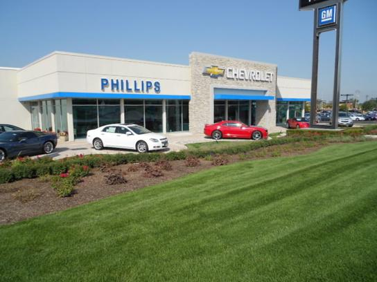 Phillips Chevrolet 1