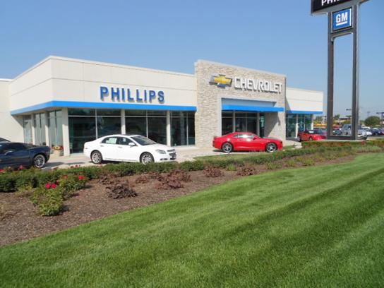 Phillips Chevrolet Car Dealership In Frankfort, IL 60423 | Kelley Blue Book