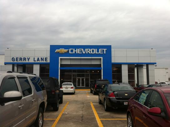 Gerry Lane Chevy >> Car Dealership Specials At Gerry Lane Chevrolet In Baton