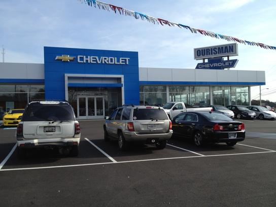 Ourisman Chevrolet Mitsubishi Car Dealership In Marlow