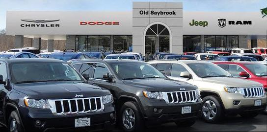 Old Saybrook Chrysler Dodge Jeep Ram