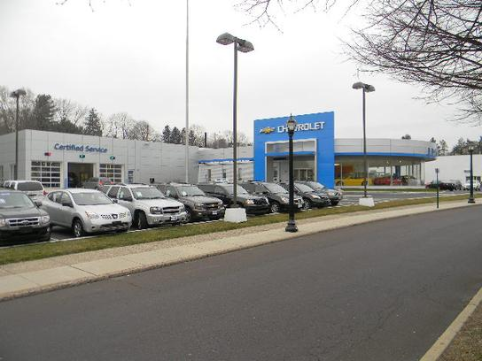 Bryner Chevrolet Car Dealership In Jenkintown Pa 19046