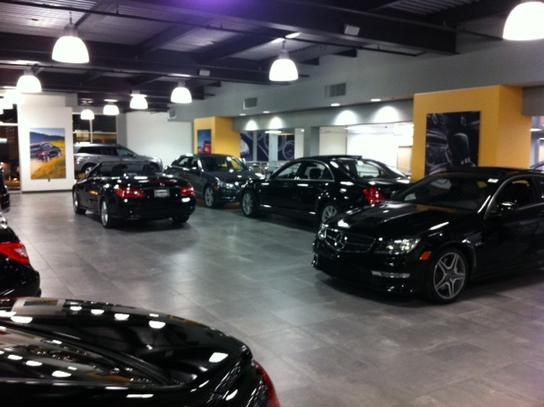 Mercedes-Benz of Greenwich car dealership in Greenwich, CT ...