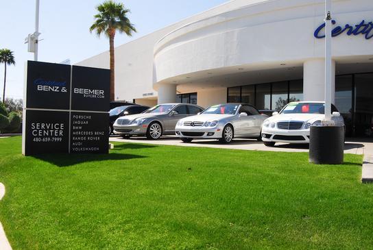 Certified Benz U0026 Beemer Phoenix 1 Certified Benz U0026 Beemer Phoenix ...