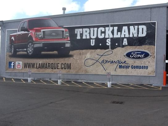 Lamarque Ford car dealership in Kenner, LA 70065 | Kelley